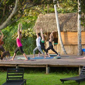 Yoga retreat sri lanka